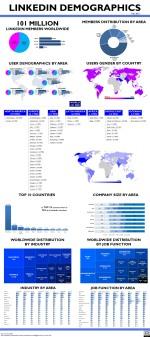 LinkedIn Demographics 2011